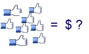 facebook in dollars